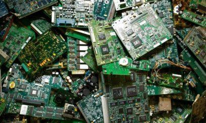 روش بازیافت ضایعات الکترونیکی